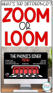 There are many conferencing sites that can be used for virtual learning, but which one is right? Zoom or Loom?